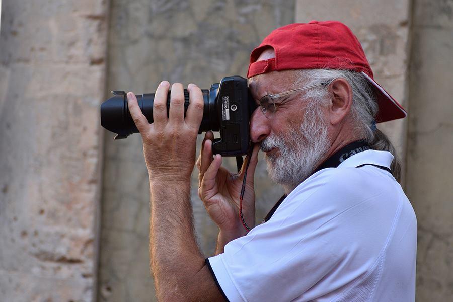 Fotograf Tir de Fona